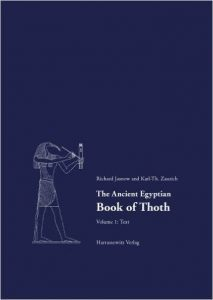 The Ancient Egyptian Book of Thoth